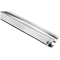 American Lighting EE45-AAFR-1M Economy Anodized Aluminum Extrusion