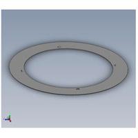 American Lighting EM8-RING Epiq Mag 8 White Goof Ring