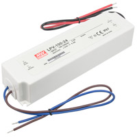 American Lighting LED-DR150-24 Constant Current Drivers Collection White Hardwire Driver