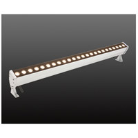 American Lighting LLW32-WW Signature LED 2 inch Silver Wall Washer Wall Light Linear