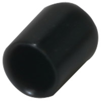 Commercial Grade Black End Cap