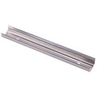 American Lighting MLINK-CLIP-4 MicroLink 4 inch Aluminum Undercabinet for Microlink Seamless Bar Light