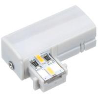 American Lighting MLINK-L MicroLink 2 inch White Undercabinet for Microlink Seamless Bar Light