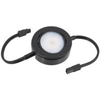 American Lighting MVP-1-BK-B Mvp 120V LED 3 inch Black Puck Light