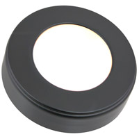 American Lighting OMNI-1-BK Omni 12V LED 3 inch Black Puck Light