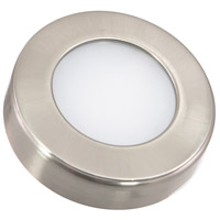 American Lighting OMNI-TW-R1-NK Omni LED Puck Light Tunable LED 3 inch Nickel Undercabinet Round