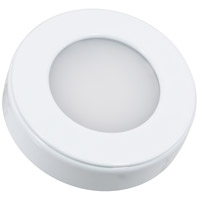 American Lighting OMNI-TW-R3-WH Omni LED Puck Light Tunable LED 3 inch White Undercabinet Round