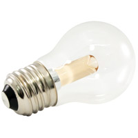 Pro Decorative LED A15 Medium 1.4 watt 2700K Light Bulb