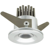 American Lighting RMS12-30-401-SA RMS Mini Swivel Aluminum Mini Recessed