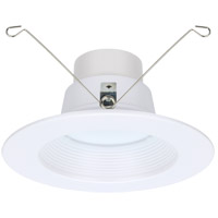 American Lighting SPK-DL6-RGBTW-WH Spektrum Smart Lighting White Recessed Lighting