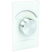 American Lighting White Trulux Fan Accessories