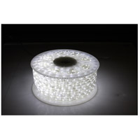 Flexbrite White 5000K 1800 inch Rope Light Bulk Reel