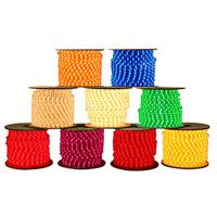 American Lighting ULRL-LED-YE-150 Flexbrite Yellow 1800 inch Rope Light Reel