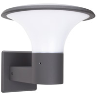 American Lighting SCO-BLOOM-GT Bloom LED Graphite Sconce Wall Light, FrameWrx