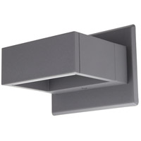 Stage LED Graphite Sconce Wall Light, FrameWrx