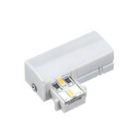 American Lighting MLINK-R MicroLink 2 inch White Undercabinet for Microlink Seamless Bar Light