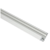 American Lighting PE-AA45-1M Premium Anodized Aluminum Extrusion