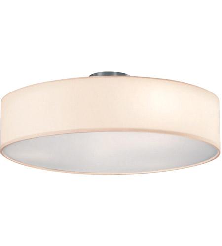 Arnsberg 603900301 Grannus 3 Light 20 Inch White Flush Mount Ceiling Photo