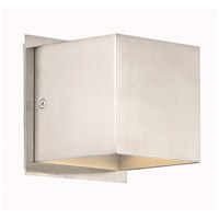 Louis 1 Light Satin Nickel Wall Sconce Wall Light