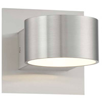 Lacapo 1 Light 6 inch Nickel-Matte Wall Sconce Wall Light