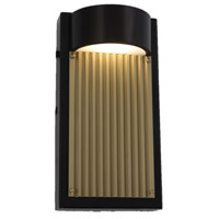 Arnsberg 226260728 Las Cruces 1 Light 9 inch Bronze Outdoor Wall Sconce