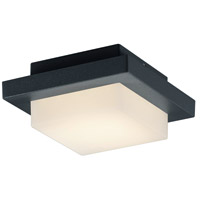 Hondo 1 Light 6 inch Dark Grey Outdoor Wall Light