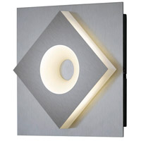 Arnsberg 275470107 Atlanta 1 Light 6 inch Nickel-Matte Wall Sconce Wall Light