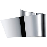 Arnsberg 282210106 H2o 1 Light 8 inch Chrome Bath Vanity Wall Light