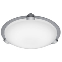 Arnsberg 658714001 Yokohama 1 Light 16 inch White Flush Mount Ceiling Light with Remote Control