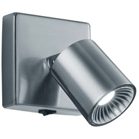 Cayman 1 Light 4 inch Nickel-Matte Wall Sconce Wall Light