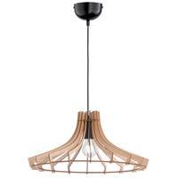 Arnsberg R30254730 Wood 1 Light 24 inch Wood Color Pendant Ceiling Light