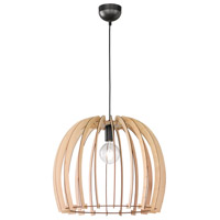 Arnsberg R30255030 Wood 1 Light 24 inch Wood Color Pendant Ceiling Light