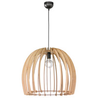 Arnsberg R30256030 Wood 1 Light 24 inch Wood Color Pendant Ceiling Light
