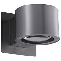 Arnsberg Z4294.1.92 Zeitlos LED 6 inch Satin Nickel with Chrome Wall Sconce Wall Light, Luce Elevata Impulse