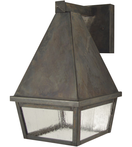 Arroyo Craftsman Slate Anfield Wall Sconces