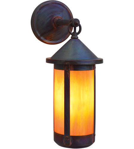 Raw Copper Outdoor Wall Lights