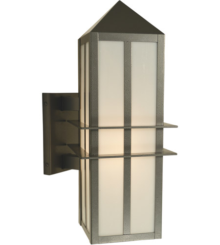 Arroyo Craftsman Bexley Outdoor Wall Lights