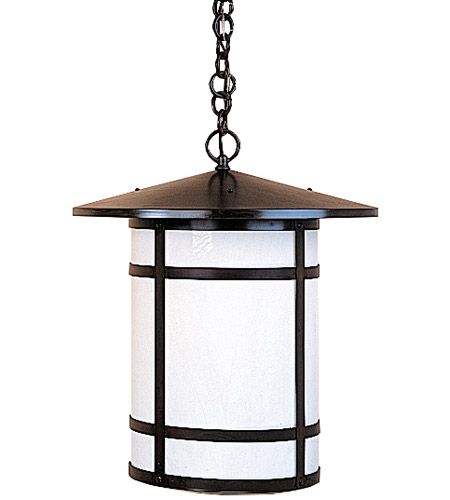 Arroyo Craftsman Bronze Berkeley Pendants