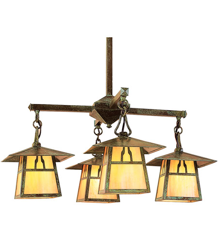 Arroyo Craftsman Chandeliers