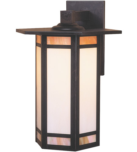 Arroyo Craftsman Bronze Etoile Wall Sconces
