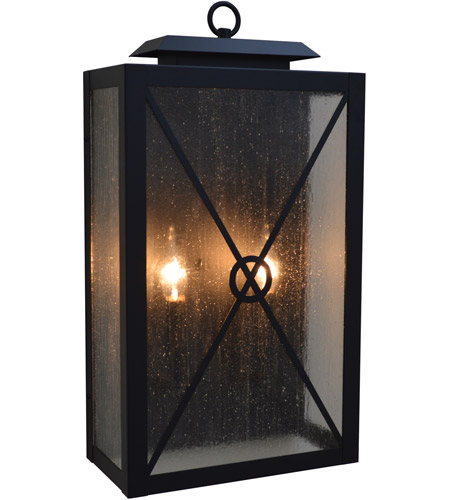 Arroyo Craftsman Slate Exeter Wall Sconces