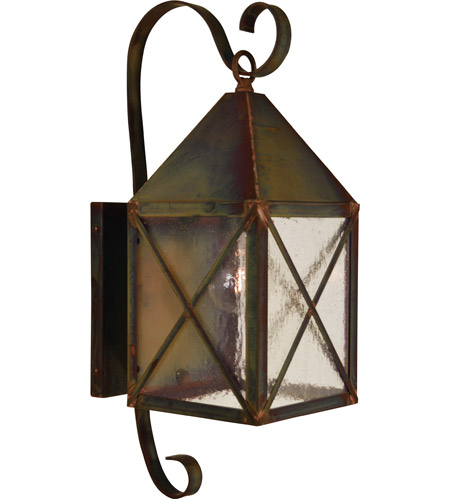Arroyo Craftsman Nottingham Outdoor Wall Lights