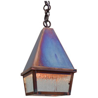 Arroyo Craftsman ANH-6CLR-RC Anfield 1 Light 6 inch Raw Copper Pendant Ceiling Light