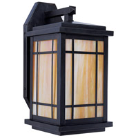 Arroyo Craftsman AVB-8GW-BZ Avenue 1 Light 8 inch Bronze Wall Mount Wall Light in Gold White Iridescent
