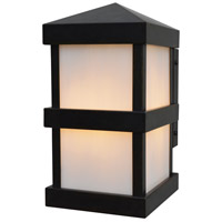 Barcelona 1 Light 11 inch Bronze Outdoor Wall Lantern