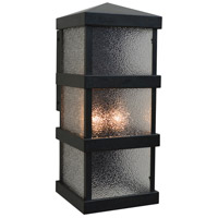 Barcelona 2 Light 19 inch Bronze Outdoor Wall Lantern