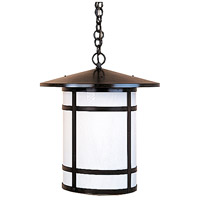 Arroyo Craftsman Berkeley 1 Light Pendant in Bronze BH-17LWO-BZ