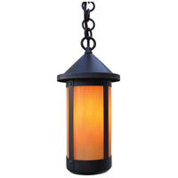Arroyo Craftsman BH-6LTN-BZ Berkeley 1 Light 6 inch Bronze Pendant Ceiling Light in Tan