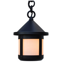 Arroyo Craftsman Satin Black Berkeley Pendants