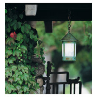 Arroyo Craftsman BH-8WO-VP Berkeley 1 Light 8 inch Verdigris Patina Pendant Ceiling Light in White Opalescent photo thumbnail